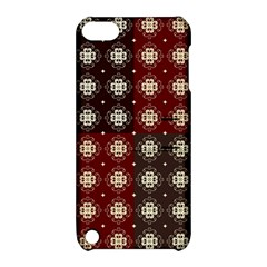 Decorative Pattern With Flowers Digital Computer Graphic Apple Ipod Touch 5 Hardshell Case With Stand by Nexatart