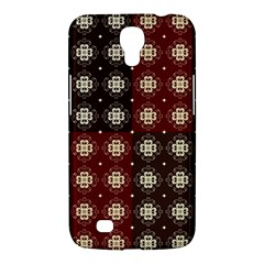 Decorative Pattern With Flowers Digital Computer Graphic Samsung Galaxy Mega 6 3  I9200 Hardshell Case by Nexatart