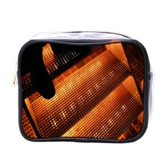 Magic Steps Stair With Light In The Dark Mini Toiletries Bags by Nexatart