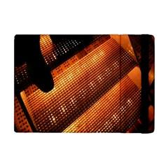 Magic Steps Stair With Light In The Dark Apple Ipad Mini Flip Case by Nexatart