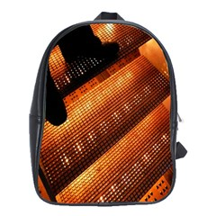 Magic Steps Stair With Light In The Dark School Bags (xl)