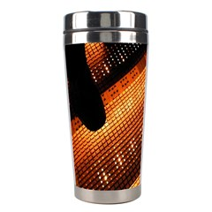 Magic Steps Stair With Light In The Dark Stainless Steel Travel Tumblers by Nexatart