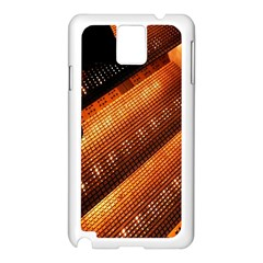 Magic Steps Stair With Light In The Dark Samsung Galaxy Note 3 N9005 Case (white)