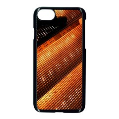 Magic Steps Stair With Light In The Dark Apple Iphone 7 Seamless Case (black) by Nexatart