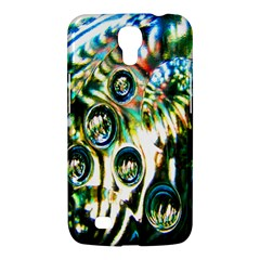 Dark Abstract Bubbles Samsung Galaxy Mega 6 3  I9200 Hardshell Case by Nexatart