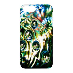Dark Abstract Bubbles Apple Iphone 7 Plus Hardshell Case