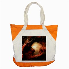 3d Illustration Of A Mysterious Place Accent Tote Bag by Nexatart