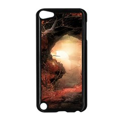 3d Illustration Of A Mysterious Place Apple Ipod Touch 5 Case (black) by Nexatart