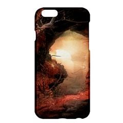 3d Illustration Of A Mysterious Place Apple Iphone 6 Plus/6s Plus Hardshell Case
