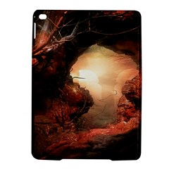 3d Illustration Of A Mysterious Place Ipad Air 2 Hardshell Cases by Nexatart