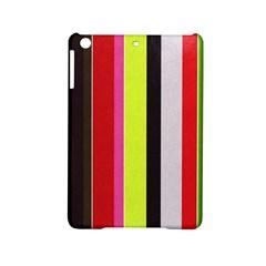 Stripe Background Ipad Mini 2 Hardshell Cases by Nexatart