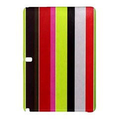 Stripe Background Samsung Galaxy Tab Pro 10 1 Hardshell Case