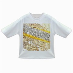 Abstract Composition Digital Processing Infant/toddler T Shirts
