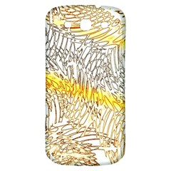 Abstract Composition Digital Processing Samsung Galaxy S3 S Iii Classic Hardshell Back Case