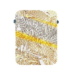 Abstract Composition Digital Processing Apple Ipad 2/3/4 Protective Soft Cases by Nexatart