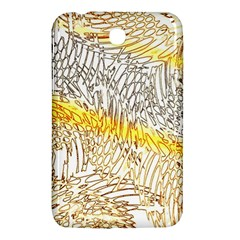 Abstract Composition Digital Processing Samsung Galaxy Tab 3 (7 ) P3200 Hardshell Case