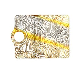 Abstract Composition Digital Processing Kindle Fire Hd (2013) Flip 360 Case by Nexatart