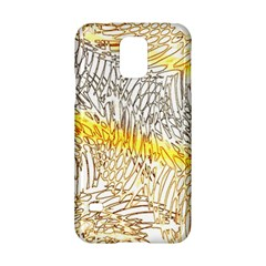 Abstract Composition Digital Processing Samsung Galaxy S5 Hardshell Case  by Nexatart