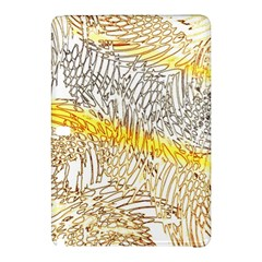 Abstract Composition Digital Processing Samsung Galaxy Tab Pro 10 1 Hardshell Case by Nexatart