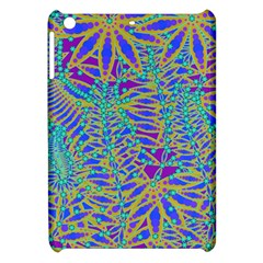 Abstract Floral Background Apple Ipad Mini Hardshell Case by Nexatart