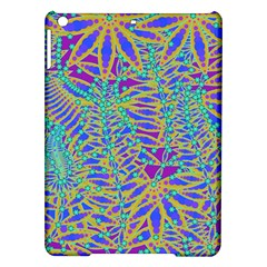 Abstract Floral Background Ipad Air Hardshell Cases