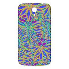 Abstract Floral Background Samsung Galaxy Mega I9200 Hardshell Back Case by Nexatart
