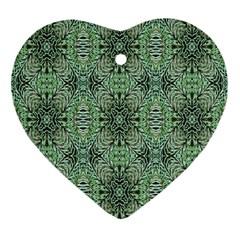 Seamless Abstraction Wallpaper Digital Computer Graphic Ornament (heart) by Nexatart