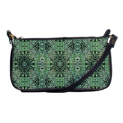 Seamless Abstraction Wallpaper Digital Computer Graphic Shoulder Clutch Bags
