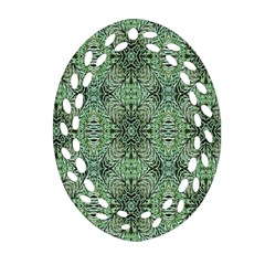 Seamless Abstraction Wallpaper Digital Computer Graphic Oval Filigree Ornament (two Sides) by Nexatart