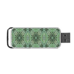 Seamless Abstraction Wallpaper Digital Computer Graphic Portable Usb Flash (two Sides) by Nexatart
