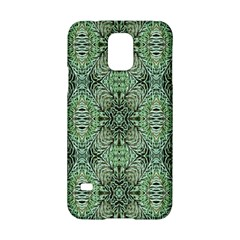 Seamless Abstraction Wallpaper Digital Computer Graphic Samsung Galaxy S5 Hardshell Case  by Nexatart