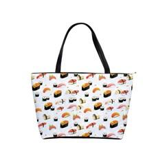 Sushi Lover Shoulder Handbags