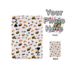 Sushi Lover Playing Cards 54 (mini)  by tarastyle