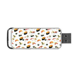 Sushi Lover Portable Usb Flash (two Sides) by tarastyle