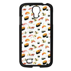 Sushi Lover Samsung Galaxy S4 I9500/ I9505 Case (black) by tarastyle