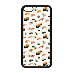 Sushi Lover Apple Iphone 5c Seamless Case (black) by tarastyle
