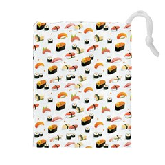 Sushi Lover Drawstring Pouches (extra Large)