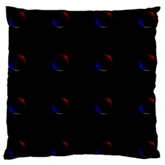 Tranquil Abstract Pattern Standard Flano Cushion Case (one Side) by Nexatart