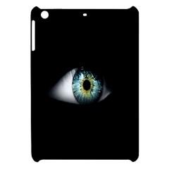 Eye On The Black Background Apple Ipad Mini Hardshell Case