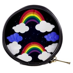 Rainbow Animation Mini Makeup Bags