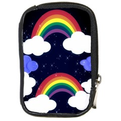 Rainbow Animation Compact Camera Cases