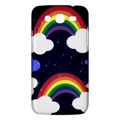 Rainbow Animation Samsung Galaxy Mega 5 8 I9152 Hardshell Case  by Nexatart