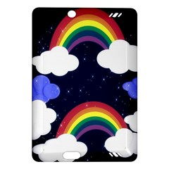 Rainbow Animation Amazon Kindle Fire Hd (2013) Hardshell Case