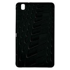 Abstract Clutter Samsung Galaxy Tab Pro 8 4 Hardshell Case