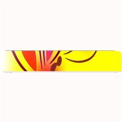 Butterfly Background Wallpaper Texture Small Bar Mats by Nexatart