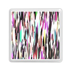 Randomized Colors Background Wallpaper Memory Card Reader (square)