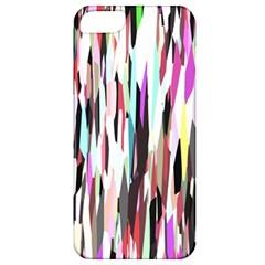 Randomized Colors Background Wallpaper Apple Iphone 5 Classic Hardshell Case by Nexatart