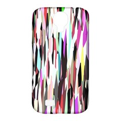 Randomized Colors Background Wallpaper Samsung Galaxy S4 Classic Hardshell Case (pc+silicone)