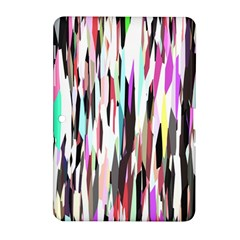 Randomized Colors Background Wallpaper Samsung Galaxy Tab 2 (10 1 ) P5100 Hardshell Case