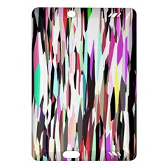 Randomized Colors Background Wallpaper Amazon Kindle Fire Hd (2013) Hardshell Case by Nexatart